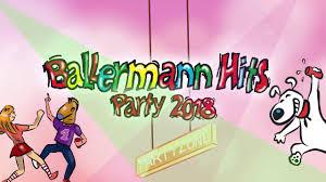 CD Ballermann Hits / Sampler Pop