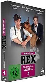 Kommissar Rex - Staffel 4 - 3DVD NEU