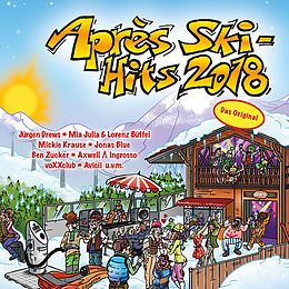 Après Ski Hits 2018 ( Das Original ) 2CD