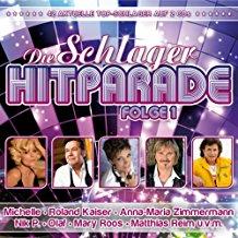 Die Schlager Hitparade Folge 1 2CD