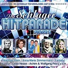 Die Schlager Hitparade Folge 2 2CD