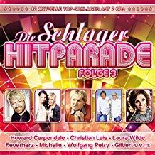 Die Schlager Hitparade Folge 3 2CD
