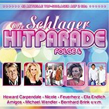 Die Schlager Hitparade Folge 4 2CD