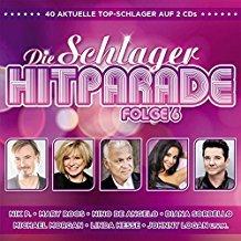 Die Schlager Hitparade Folge 6 2CD