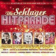 Die Schlager Hitparade Folge 7 2CD