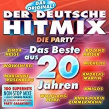 Der Deutsche Hitmix - Die Party - Das Beste aus 20 Jahren 3CD