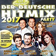Der Deutsche Hitmix - Die Party 2017 CD