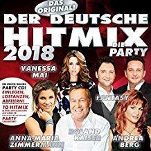 Der Deutsche Hitmix - Die Party 2018 CD