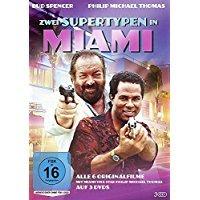 Bud Spencer -  Extralarge 1 - Zwei Supertypen in Miami 3DVD NEU
