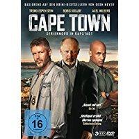 Cape Town - Serienmord in Kapstadt 3DVD NEU