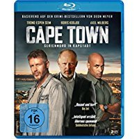 Cape Town - Serienmord in Kapstadt 2Blu-ray NEU