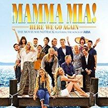 Mamma Mia! - Here We Go Again ( Original Soundtrack ) CD