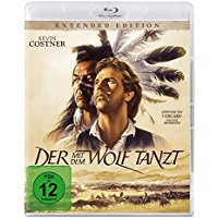 Der mit dem Wolf tanzt ( 1990 ) - Kinofassung Blu-ray