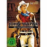 John Wayne - Die Westernlegende 8DVD NEU