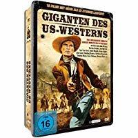 Giganten des US Westerns 6DVD
