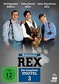 Kommissar Rex - Staffel 3 3DVD NEU
