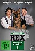 Kommissar Rex - Staffel 2 3DVD NEU