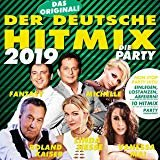 Der Deutsche Hitmix - Die Party 2019 CD