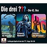 Die Drei ??? Box 42 ( Folgen 126, 127, 128 ) 3CD